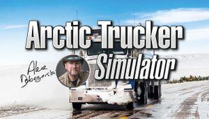 Arctic Trucker Simulator cover