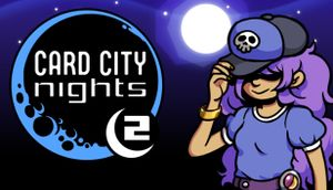 Card City Nights 2 cover