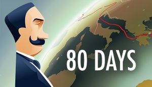 80 Days (2015) cover