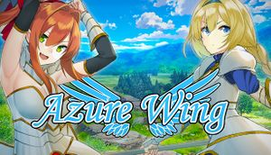Azure Wing: Rising Gale cover