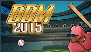 Baseball Mogul 2015 cover