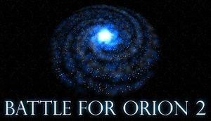 Battle for Orion 2 cover