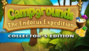 Campgrounds: The Endorus Expedition Collector's Edition cover