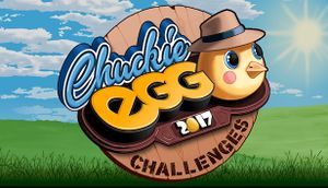Chuckie Egg 2017 Challenges cover