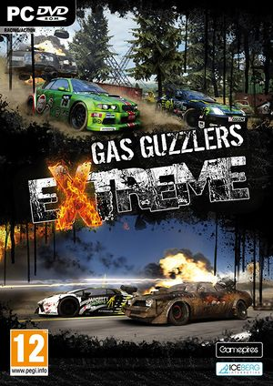 Gas Guzzlers Extreme cover