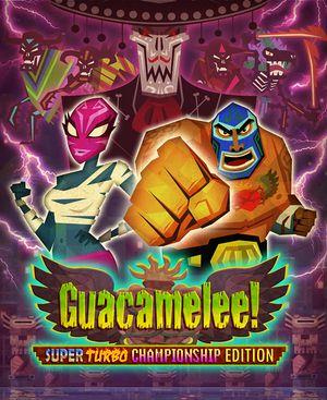 Guacamelee! Super Turbo Championship Edition cover