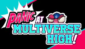 Panic at Multiverse High! cover