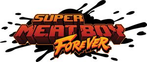 Super Meat Boy Forever cover