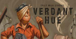 A Verdant Hue cover