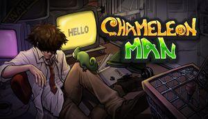 Chameleon Man cover