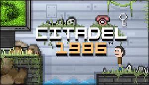 Citadel 1986 cover