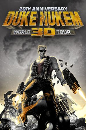 Duke Nukem 3D: 20th Anniversary World Tour cover