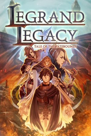 Legrand Legacy: Tale of the Fatebounds cover