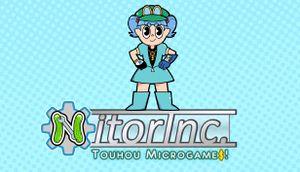 NitorInc.: Touhou Microgames! cover