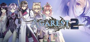 Agarest: Generations of War 2 cover