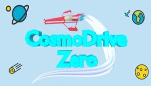 CosmoDrive: Zero cover