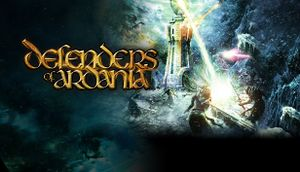 Defenders of Ardania cover