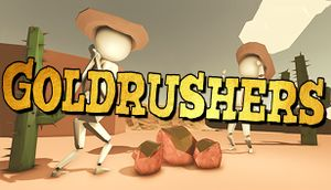 Goldrushers cover