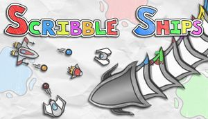Scribble Ships cover