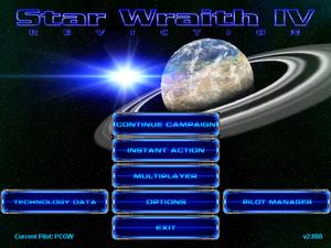 Star Wraith IV: Reviction cover