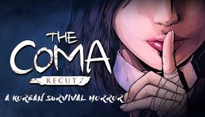 The Coma: Recut cover