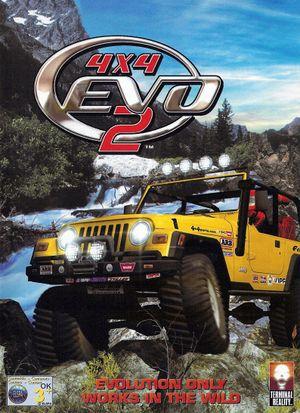 4x4 Evo 2 cover