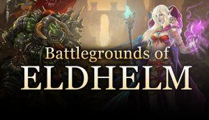 Battlegrounds of Eldhelm cover