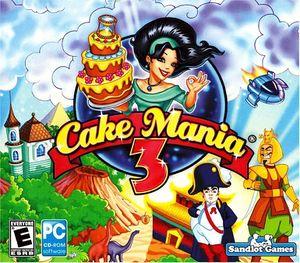 Cake Mania 3 cover