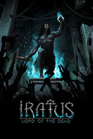 Iratus: Lord of the Dead cover