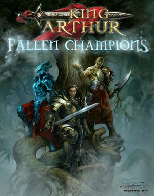King Arthur: Fallen Champions cover