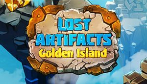 Lost Artifacts: Golden Island cover