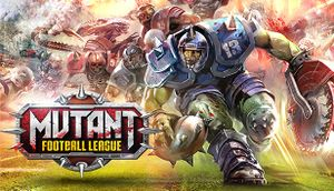 Mutant Football League cover