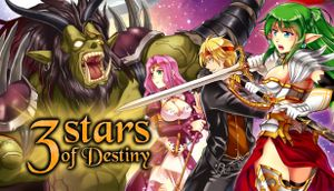 3 Stars of Destiny cover