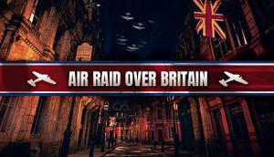 Air Raid Over Britain cover