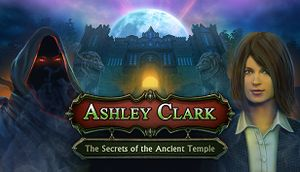 Ashley Clark: The Secrets of the Ancient Temple cover