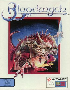 Bloodwych cover