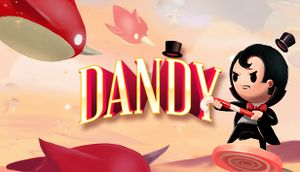 Dandy: Or a Brief Glimpse Into the Life of the Candy Alchemist cover