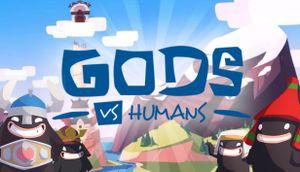 Gods vs Humans cover