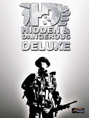 Hidden & Dangerous Deluxe cover