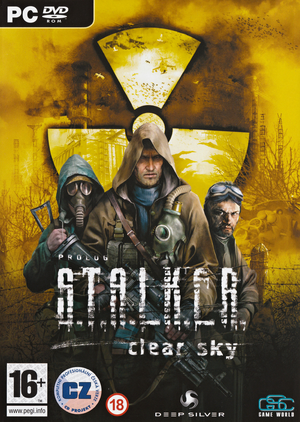 S T A L K E R : Clear Sky - PCGamingWiki PCGW - bugs, fixes