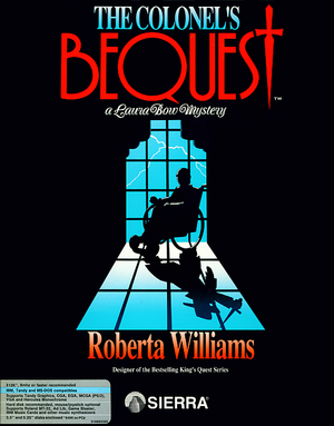 The Colonel's Bequest cover
