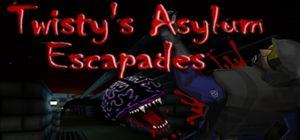 Twisty's Asylum Escapades cover