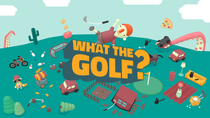 What the Golf? cover