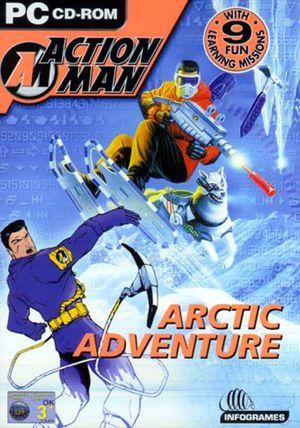 Action Man: Arctic Adventure cover