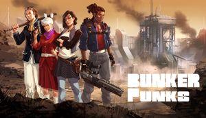 Bunker Punks cover
