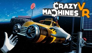 Crazy Machines VR cover