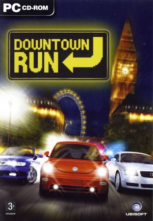 Downtown Run cover