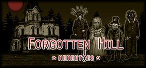 Forgotten Hill Mementoes cover