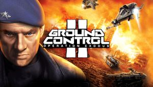 Ground Control II: Operation Exodus cover