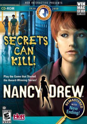 Nancy Drew: Secrets Can Kill Remastered cover